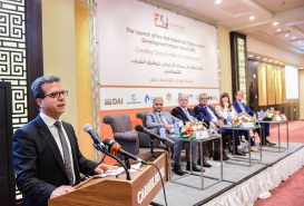 The First Palestinian Employment Development Impact Bond (DIB)