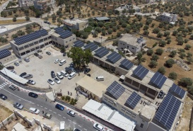 World Bank Project Funds Climate-Friendly Solar-Powered Schools in Palestine